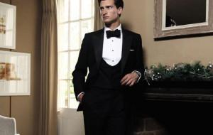 Elegancja męskim okiem: wieczorowa klasyka