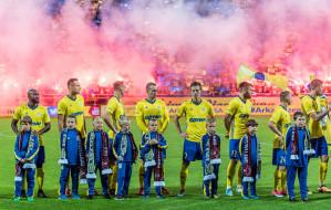 UEFA zmniejszyła Arce karę finansową. 50 tys. euro za mecz Ligi Europy w Gdyni