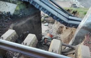 Poważna awaria wodociągowa w centrum Gdyni