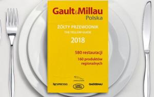 Najlepsze restauracje w Trójmieście według przewodnika Gault&Millau