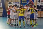 Futsal Politechnika doczekała się wygranej