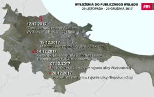 Gdańsk. Pięć nowych planów miejscowych
