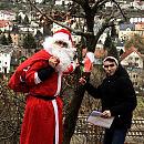 400 uczestników na Mikołajowym Kompasie