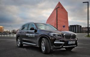 Nowe BMW X3 urosło i dojrzało