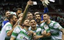 Boruc, Glik, Peszko - twarze Amber Cup