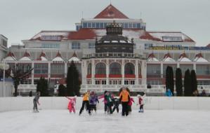 W piątek rusza lodowisko w Sopocie