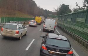 Obwodnica Trójmiasta trzecią najmniej bezpieczną ekspresówką w Polsce