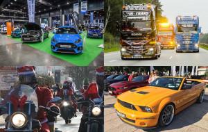 Motoryzacyjne imprezy roku 2017