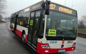 Nowy przewoźnik i nowe autobusy na podgdańskich liniach