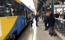 Testowy pociąg z Kaliningradu przywiózł...