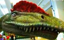 Podróż w czasie do krainy dinozaurów