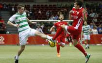 Lechia Gdańsk czwarta w Amber Cup