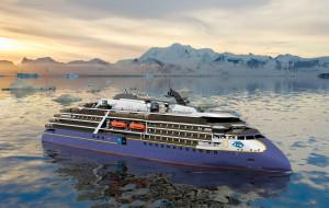 Statek polarny powstaje w stoczni Crist