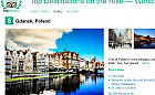 Gdańsk w czołówce rankingu portalu podróżniczego TripAdvisor