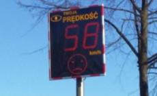 Jak powinny działać tablice informujące kierowców o prędkości?