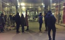 Niedzielna ewakuacja Galerii Przymorze
