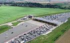 Prawie 20 mln samochodów przejechało autostradą A1