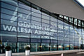 Lotnisko w Gdańsku: 4,6 mln pasażerów, 25 mln zysku