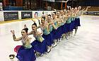 Medale w łyżwiarstwie synchronicznym. Ice Fire zdominował mistrzostwa Polski