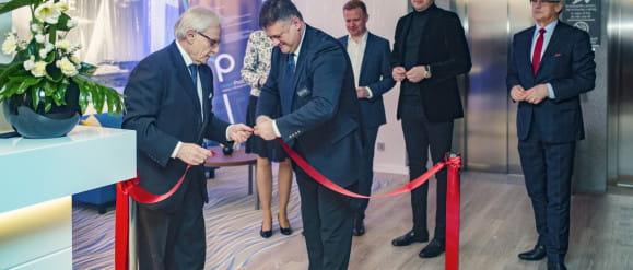 Oficjalne otwarcie hotelu Hampton by Hilton w Oliwie