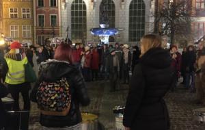 Protest przeciw zmianom w prawie łowieckim