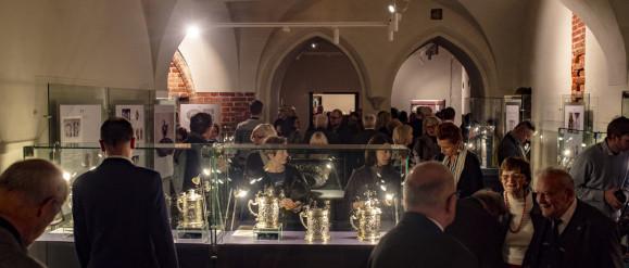Otwarcie Galerii Palowej i wystawy gdańskich sreber w Ratuszu Głównomiejskim