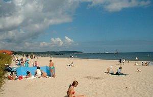 PiS beach party
