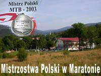 Mistrzostwa Polski w Maratonie, Świeradów Zdrój (09.08.2003)