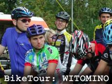 Bike Tour Gdynia Witomino 20.09.2003