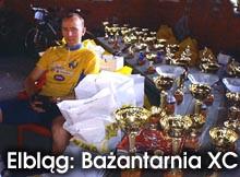 Bażantarnia XC, Elbląg 21.09.2003