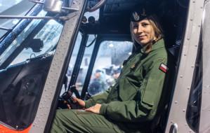 Pierwsza kobieta pilot polskiego śmigłowca ratowniczego