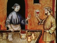 O zakonnikach, co za kołnierz nie wylewali. Dzieje wina w państwie Krzyżaków