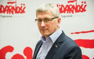 Będziemy walczyć o wolne niedziele - mówi Marek Lewandowski z Solidarności