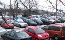Kłopot z parkowaniem przy urzędach
