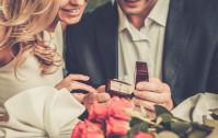 Pierścionek zaręczynowy na walentynki