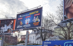 Bliżej końca chaosu z reklamami w Gdańsku?