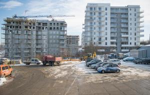 Gdańsk. Opóźnienia na budowie osiedli Robyga