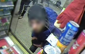 Wpadli złodzieje uchwyceni przez monitoring