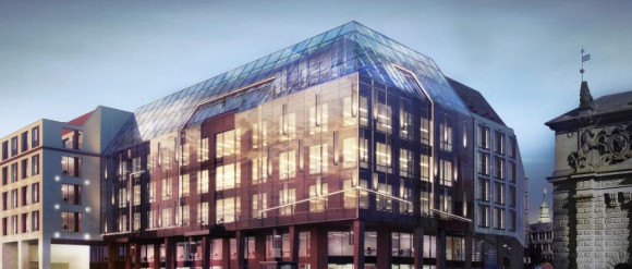 Co dalej z nowym budynkiem w miejsce LOT-u