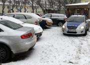 Wandale uszkodzili 8 aut na Strzyży