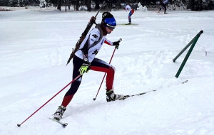 Gdańska młodzież na medal w... biathlonie. Harpaganki wicemistrzyniami Polski
