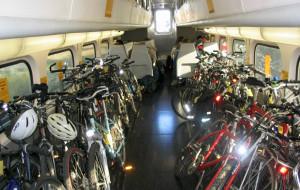 Rowery w PKM. Początek rozmów o lepszej kolei