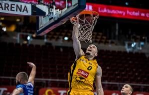 Uskrzydlony Trefl Sopot rozgromił AZS Koszalin. Nowy sponsor strategiczny koszykarzy