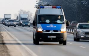 Wzmożone kontrole policji na obwodnicy