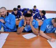 Piłkarze ręczni pisali dyktando. Organizatorzy pomylili gdańskiego Neptuna z Posejdonem