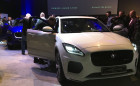 Premiera Jaguara E-Pace w filmowej scenerii