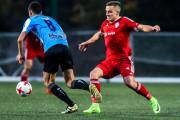 Bałtyk Gdynia rozgromił w sparingu Gryfa Słupsk 9:0. Piłkarze lepiej biegali