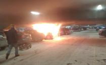 Po pożarze Galeria Morena działa normalnie