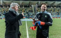 Arka Gdynia - Piast Gliwice 0:0. Pavels...