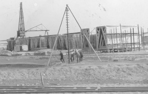 Raport z budowy Gdyni A.D. 1928